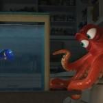Dory e il polpo scorbutico