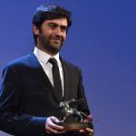Il regista turco Emin Alper, Premio Speciale della Giuria per il film Abluka