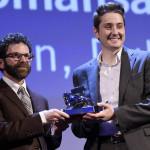 Charlie Kaufman e Duke Johnson, vincitori del Gran Premio della Giuria per Anomalisa