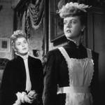 Con Ingrid Bergman in 'Angoscia' (1944)