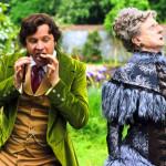 Con Colin Firth in 'Nanny McPhee'