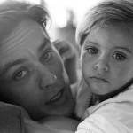 Alain e il figlio Anthony