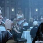 """""""Notte sulla città"""", 1972: Delon e Catherine Deneuve"""