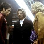 Con Ben Stiller e Owen Wilson, in Zoolander, 2001