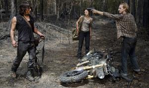 La cattura di Daryl