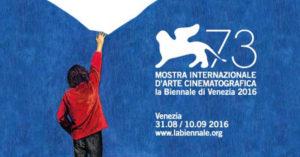 Venezia 73: 3 italiani in concorso per il Leone d'Oro 2016