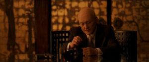 L'anziano Mr. Saito (Ken Watanabe)