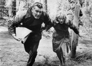 James Garner e Eva Marie Saint ne 'Le ultime 36 ore'