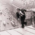 Senza controfigura, sui tetti di Parigi ne 'Il poliziotto della brigata criminale' (1975)