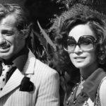 Belmondo con Laura Antonelli: i due ebbero una lunga relazione tra il 1972 e il 1980