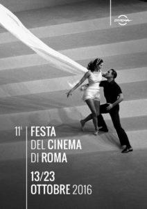 La locandina ufficiale della Festa del Cinema di Roma 2016 ricorda Gene Kelly, a vent'anni dalla scomparsa