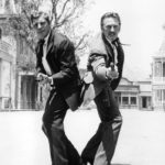 """Doc Holliday in """"Sfida all'O.K. Corral"""" (1957)"""