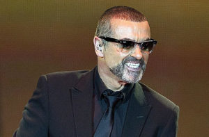 George Michael in un'immagine recente