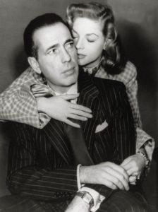 Bogie e la Bacall