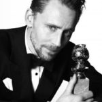 Tom Hiddleston © Golden Globe Awards
