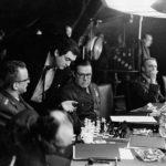 Ancora sul set de 'Il Dottor Stranamore' (1964)