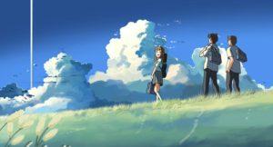 Oltre le nuvole, il posto promessoci (2004)