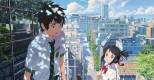 """Shinkai Makoto alla conquista dell'Occidente: """"Your Name."""" arriva nei cinema italiani"""