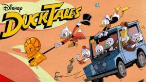 """Il reboot di """"DuckTales"""": Zio Paperone e Jet McQuack di nuovo in azione"""
