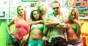 """Il cast del film """"Spring Breakers"""" (2012)"""