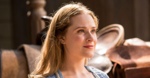"""Dolores in """"Westworld"""""""