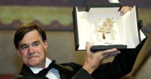 """Van Sant con la Palma d'Oro vinta a Cannes con """"Elephant"""""""