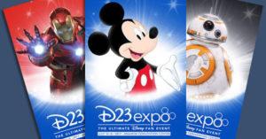 """D23 2017: le novità Disney, Marvel e """"Star Wars"""" in live action prossimamente al cinema"""