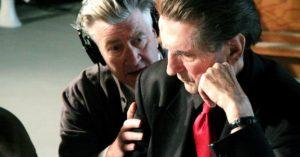 """Lynch e Stanton sul set di """"Inland Empire"""" (2006)"""