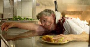 "Stephen King nella serie tv ""Mr. Mercedes"""
