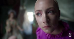 I corti horror del Times celebrano alcuni dei migliori attori del 2017