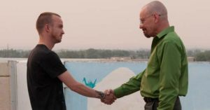 Breaking Bad: Jesse Pinkman e Walter White