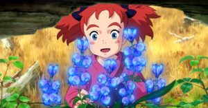 """""""Mary And The Witch's Flower"""""""