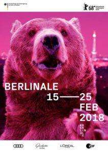 Una delle locandine ufficiali della Berlinale 2018