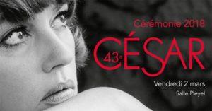 César 2018: tutte le nomination
