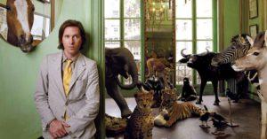 Il mondo glamour vintage di Wes Anderson
