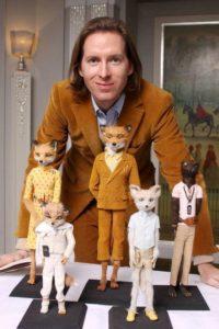 Wes Anderson e il suo perfetto alter ego animale, la volpe Mr. Fox
