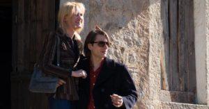 Valentina Bellè e Luca Marinelli in 'Principe Libero'