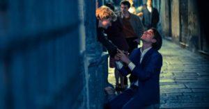 Luca Marinelli in 'Principe Libero'
