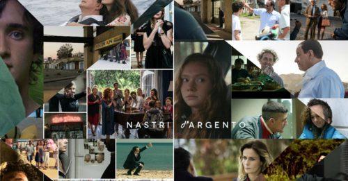 Tutte le nomination ai Nastri d'Argento 2018