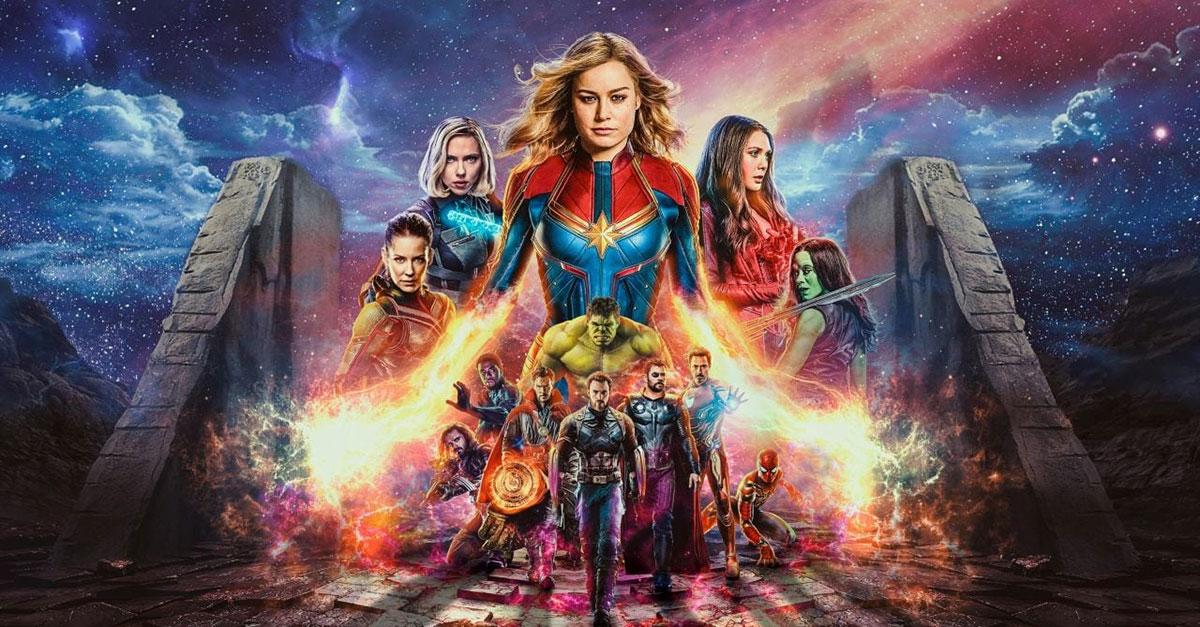 Avengers Endgame Trailer Cast E News Sul Film Marvel